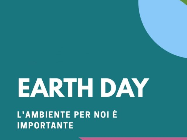 EARTH DAY – L'ambiente conta